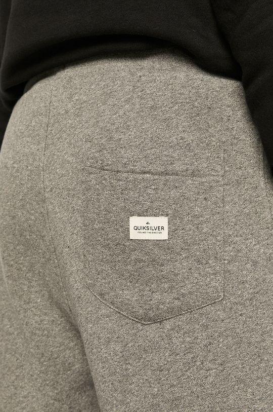 jasny szary Quiksilver - Spodnie