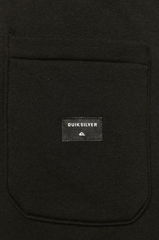 czarny Quiksilver - Spodnie