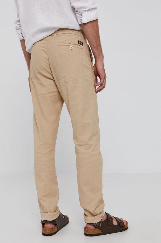 Guess - Spodnie 67 % Bawełna, 31 % Len, 2 % Spandex