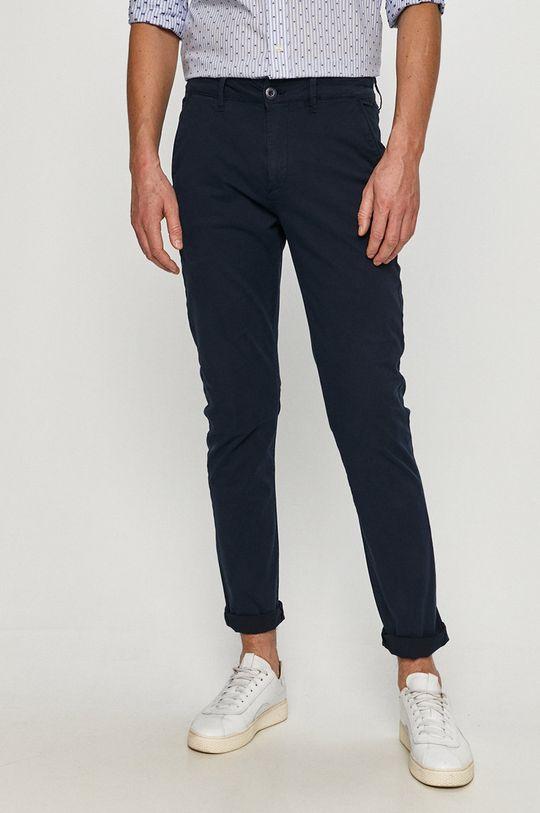 námořnická modř Guess - Kalhoty Pánský