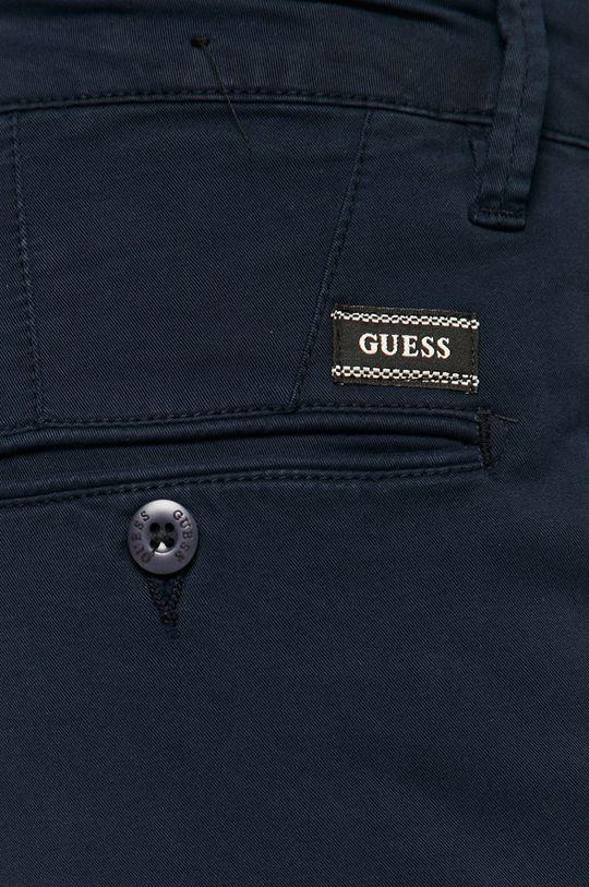námořnická modř Guess - Kalhoty