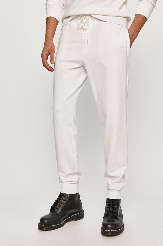 bílá Guess - Kalhoty Pánský