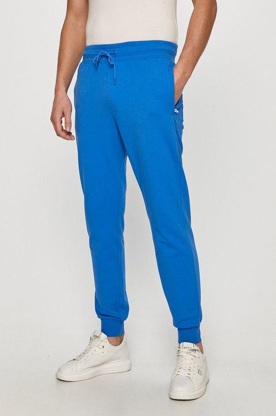 niebieski Guess - Spodnie Męski