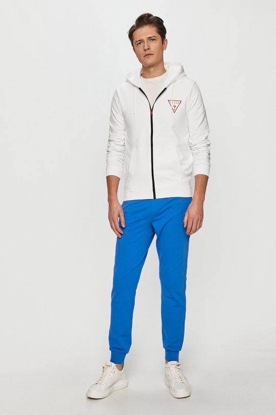 Guess - Spodnie niebieski