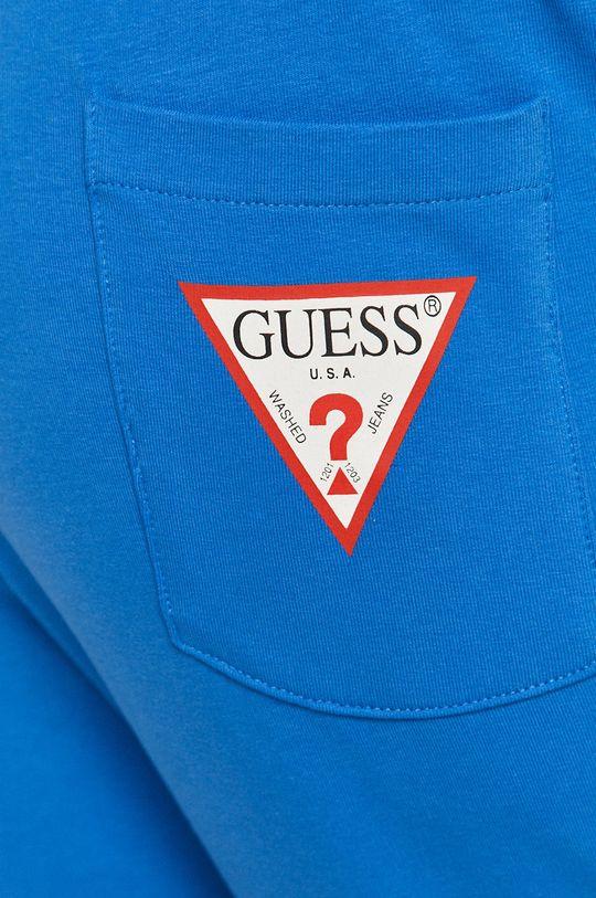 niebieski Guess - Spodnie