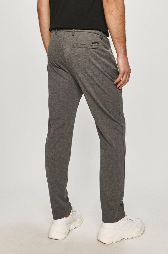 Calvin Klein - Kalhoty  2% Elastan, 74% Polyester, 24% Viskóza