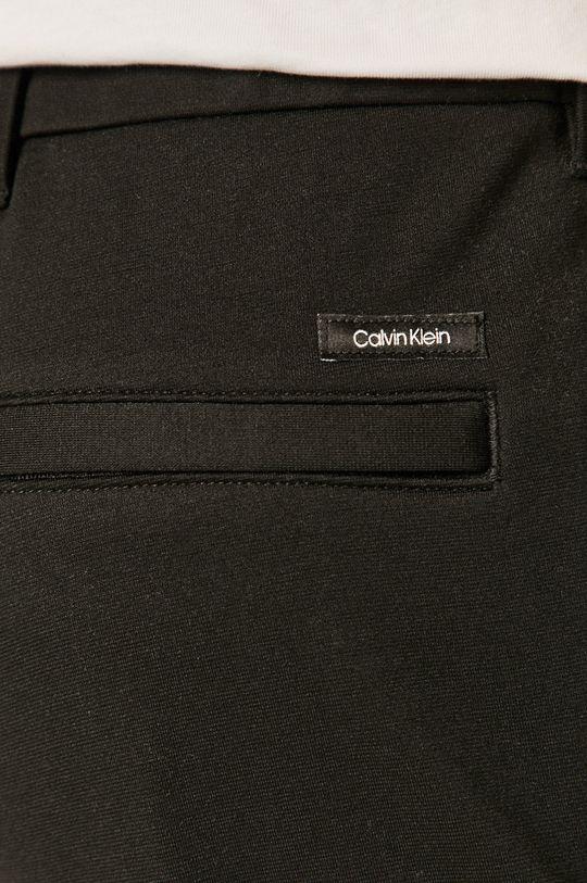Calvin Klein - Spodnie 2 % Elastan, 74 % Poliester, 24 % Wiskoza