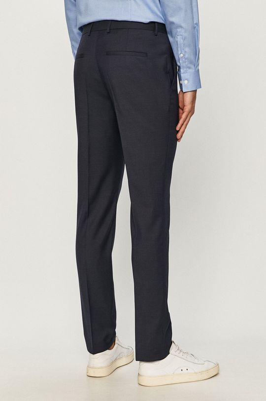 Calvin Klein - Kalhoty  100% Vlna