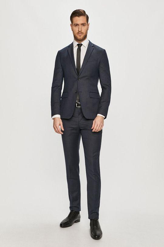 Calvin Klein - Spodnie granatowy