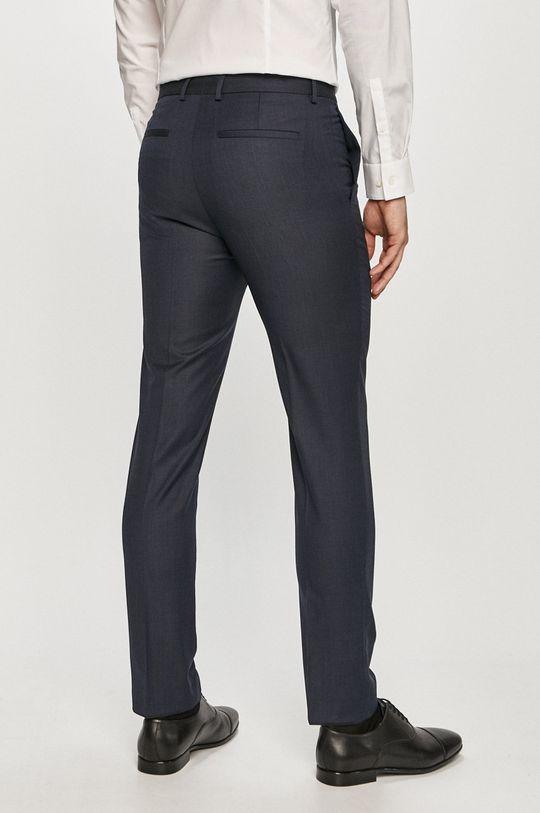 Calvin Klein - Spodnie Podszewka: 45 % Poliester, 55 % Wiskoza, Materiał zasadniczy: 100 % Wełna