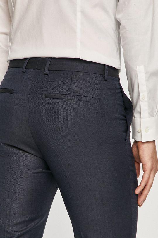 granatowy Calvin Klein - Spodnie