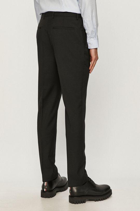 Calvin Klein - Spodnie 100 % Wełna dziewicza