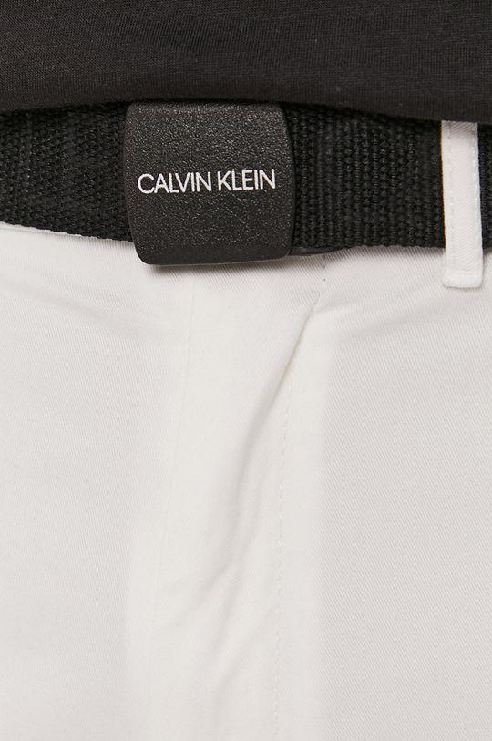 biela Calvin Klein - Nohavice