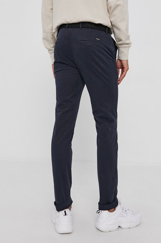 Calvin Klein - Nohavice  96% Bavlna, 4% Elastan