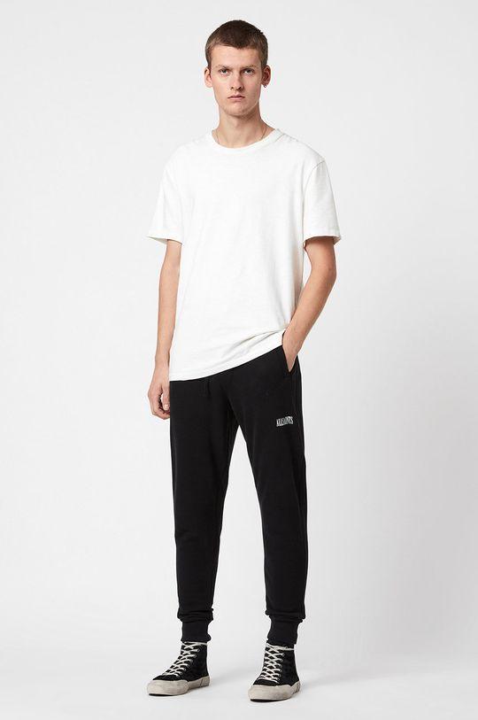 AllSaints - Kalhoty černá