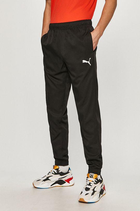 negru Puma - Pantaloni De bărbați