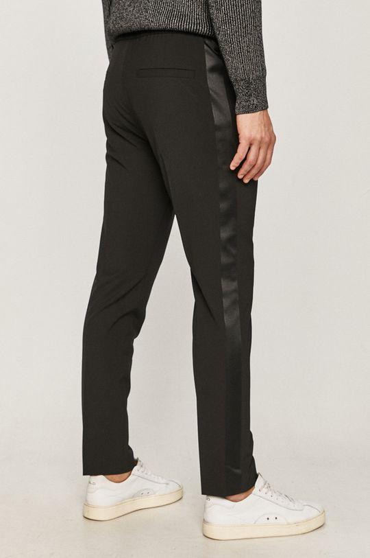 Hugo - Spodnie 6 % Elastan, 52 % Poliester, 42 % Wiskoza
