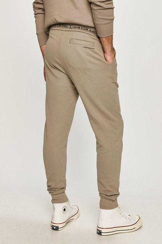 Calvin Klein Jeans - Spodnie 100 % Bawełna organiczna