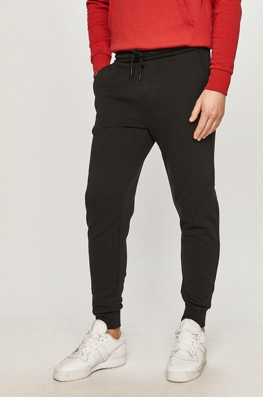 negru Calvin Klein Jeans - Pantaloni De bărbați