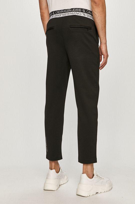 Calvin Klein Jeans - Pantaloni  4% Elastan, 77% Poliester , 19% Viscoza