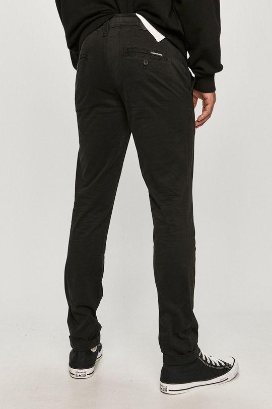 Calvin Klein Jeans - Kalhoty  96% Bavlna, 4% Elastan