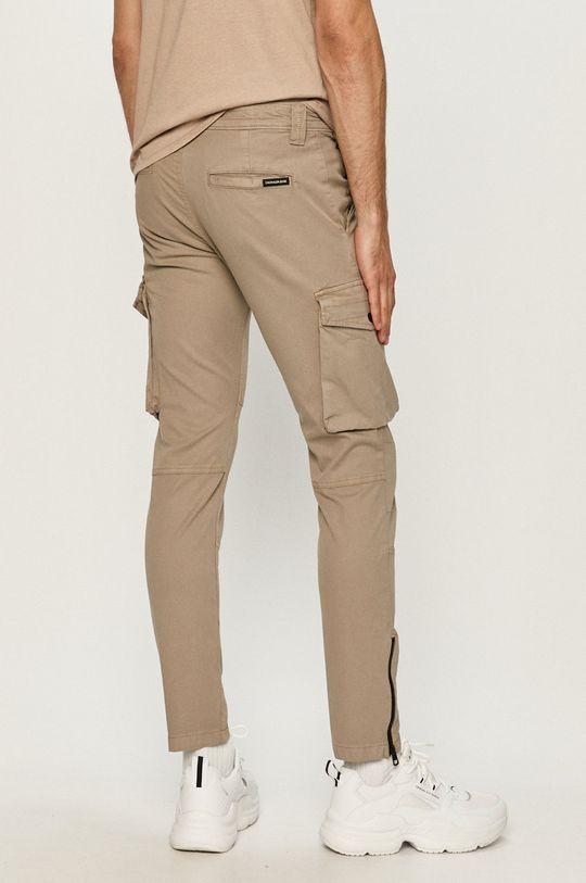 Calvin Klein Jeans - Spodnie 97 % Bawełna, 3 % Elastan