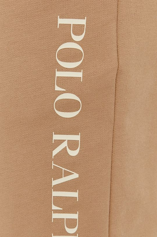 zlatohnedá Polo Ralph Lauren - Nohavice