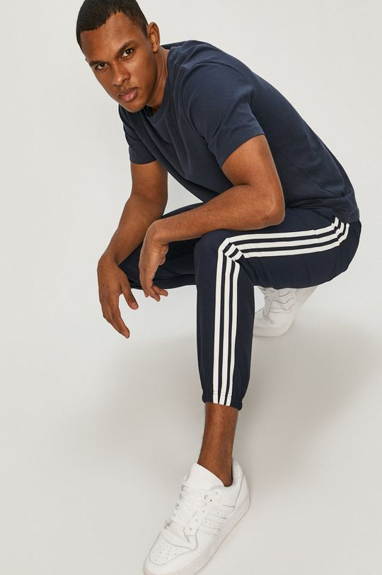 bleumarin adidas - Pantaloni De bărbați