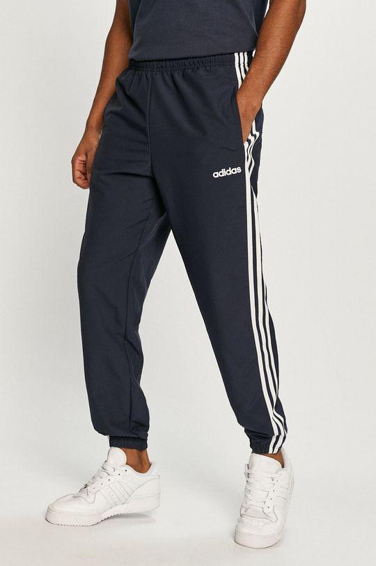 adidas - Pantaloni bleumarin