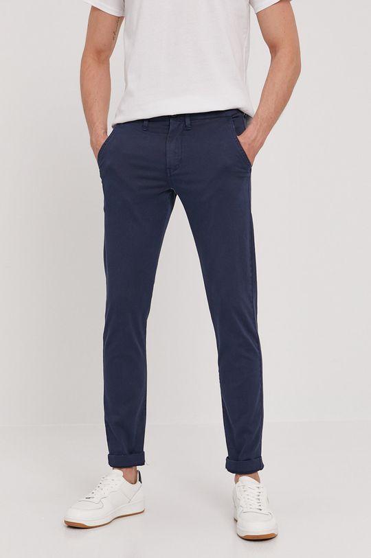 námořnická modř Pepe Jeans - Kalhoty Charly Pánský