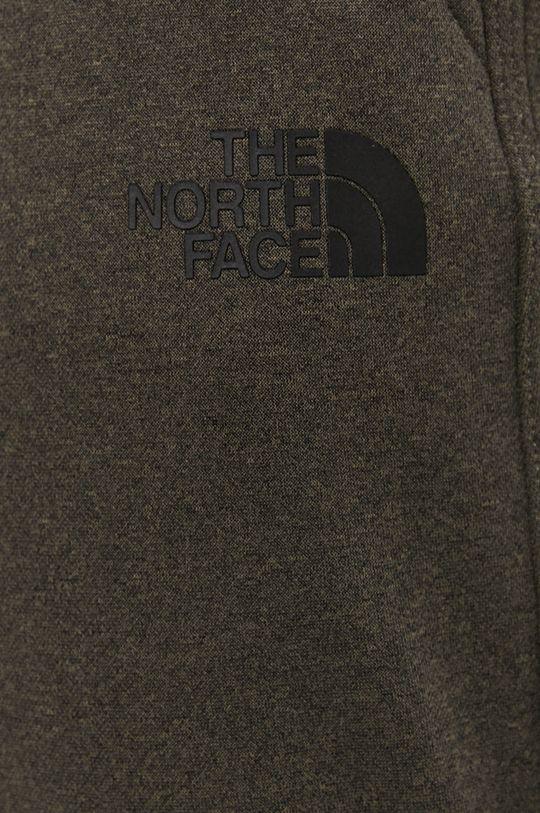 oliwkowy The North Face - Spodnie