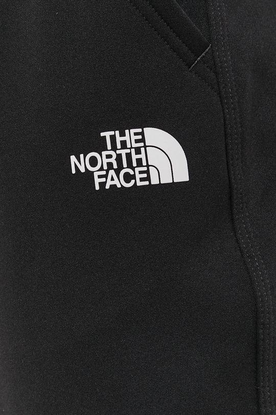czarny The North Face - Spodnie