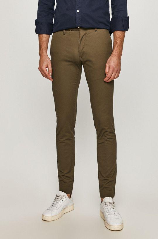 ciemny zielony Polo Ralph Lauren - Spodnie Męski