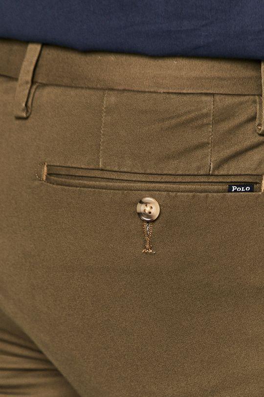 ciemny zielony Polo Ralph Lauren - Spodnie