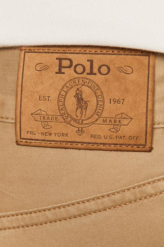 бежов Polo Ralph Lauren - Панталони