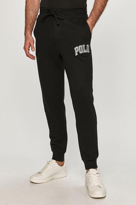 čierna Polo Ralph Lauren - Nohavice Pánsky