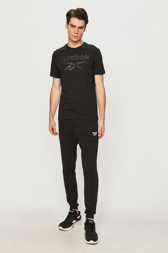 Reebok - Pantaloni negru