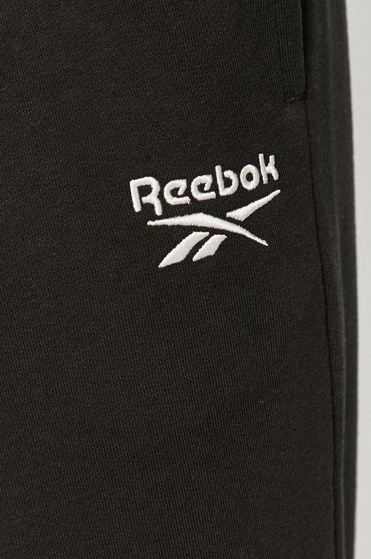 negru Reebok - Pantaloni
