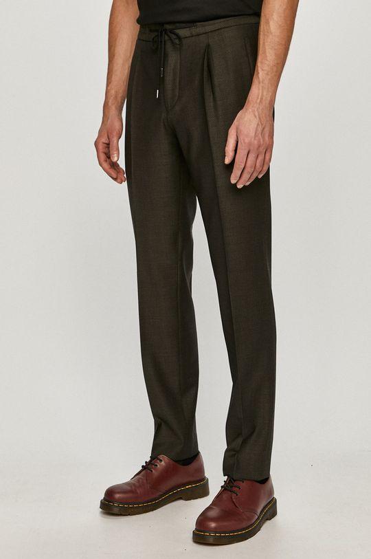 verde inchis Hugo - Pantaloni De bărbați