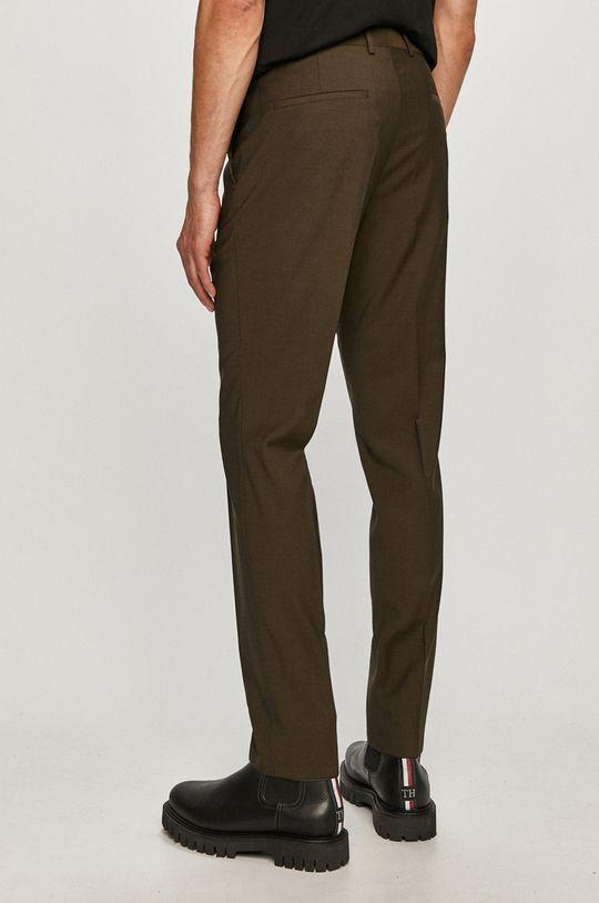 Hugo - Kalhoty  Podšívka: 100% Viskóza Hlavní materiál: 100% Vlna