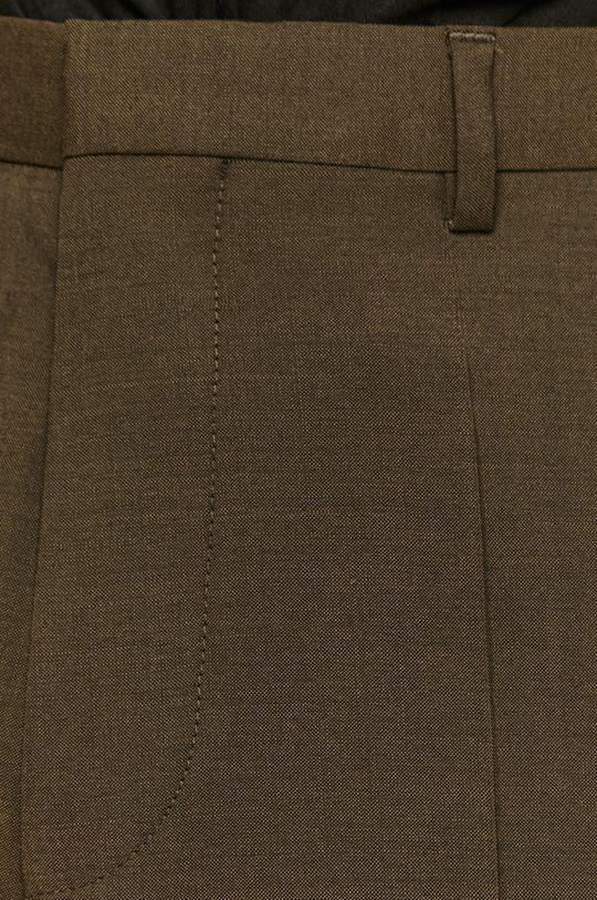 tmavě zelená Hugo - Kalhoty