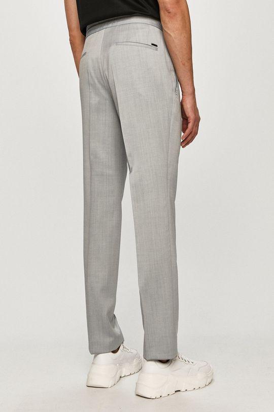 Hugo - Pantaloni  Materialul de baza: 100% Lana virgina Alte materiale: 100% Bumbac