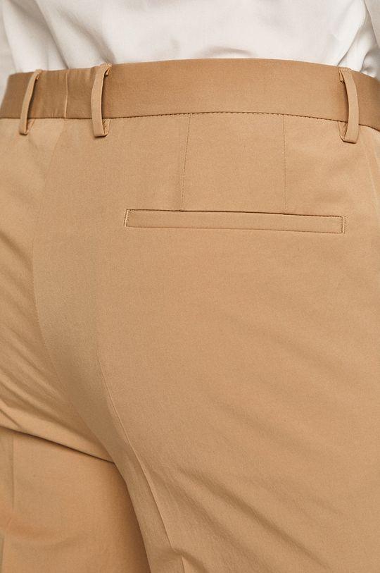 beżowy Hugo - Spodnie