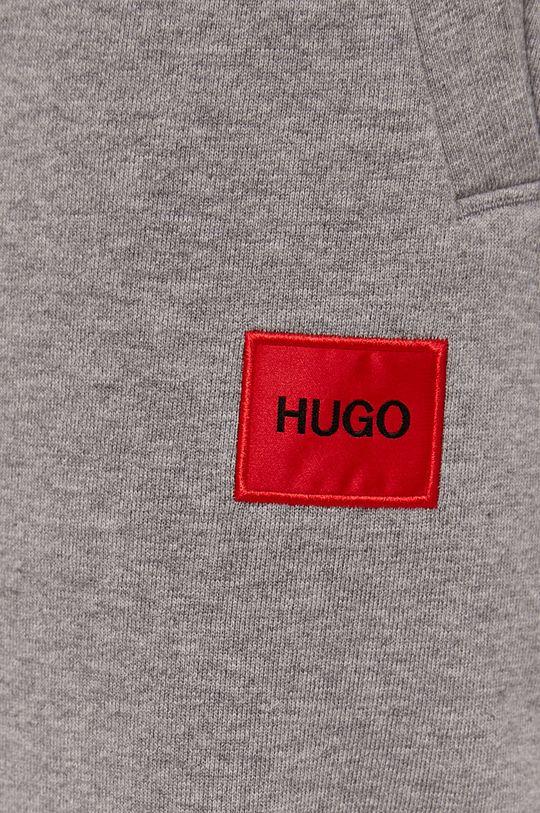 jasny szary Hugo - Spodnie