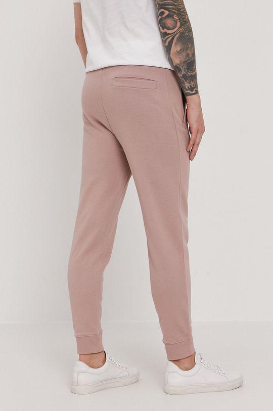 beżowy HUGO - Spodnie 50447963