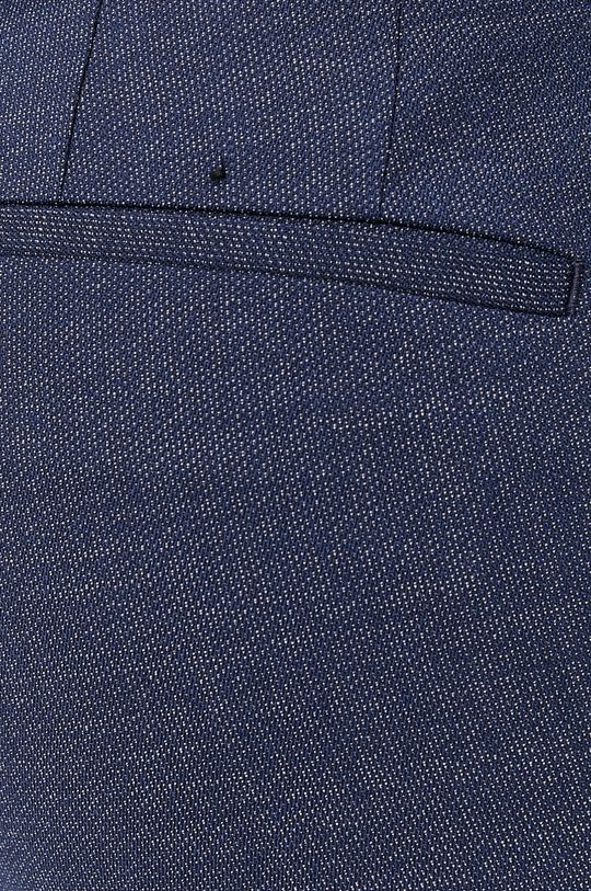 niebieski Hugo - Spodnie