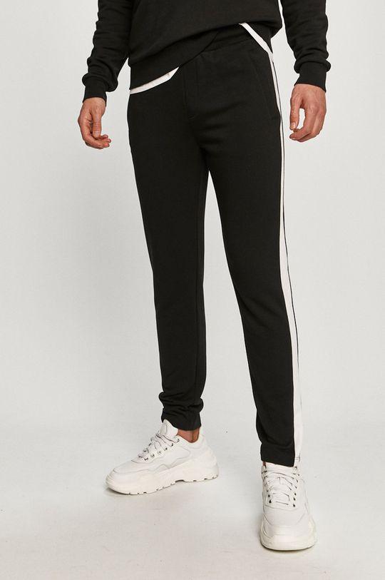 negru Karl Lagerfeld - Pantaloni De bărbați