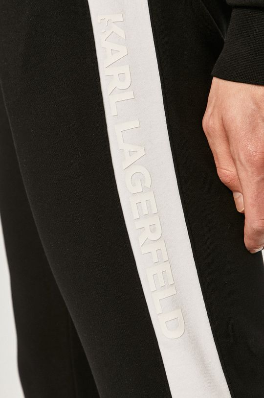 čierna Karl Lagerfeld - Nohavice