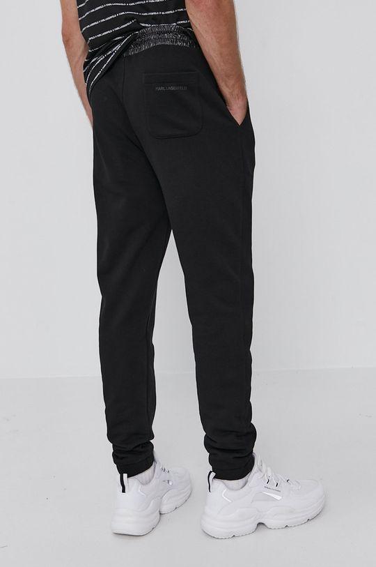 Karl Lagerfeld - Spodnie 87 % Bawełna, 13 % Poliester