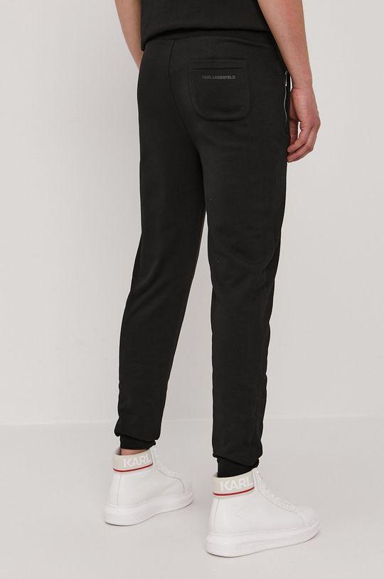 Karl Lagerfeld - Spodnie Podszewka: 100 % Bawełna, Materiał zasadniczy: 87 % Bawełna, 13 % Poliester